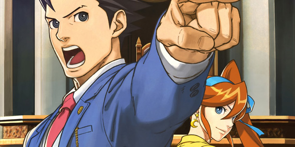 Now Playing: Phoenix Wright: Ace Attorney - Dual Destinies